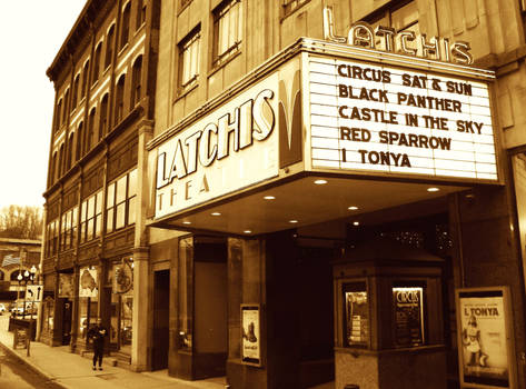 Looking Back at Today at The Latchis Theater