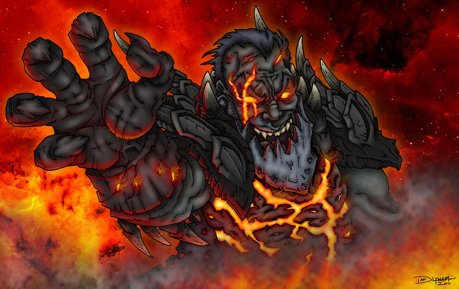 Deathwing - Rage by faceaway on DeviantArt