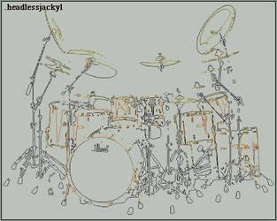 Teh Drums