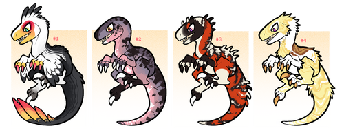 78 / Raptor Adopts CLOSED by dvilmrcy
