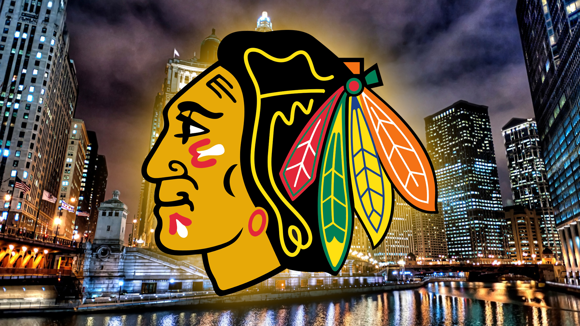 Chicago Blackhawks Wallpaper by Truckersdude241 on DeviantArt