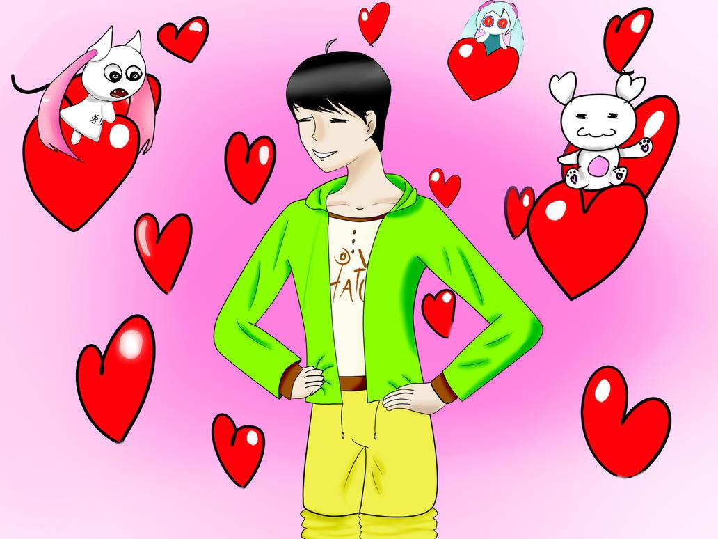 Suki Kirai ???) by Damian5320