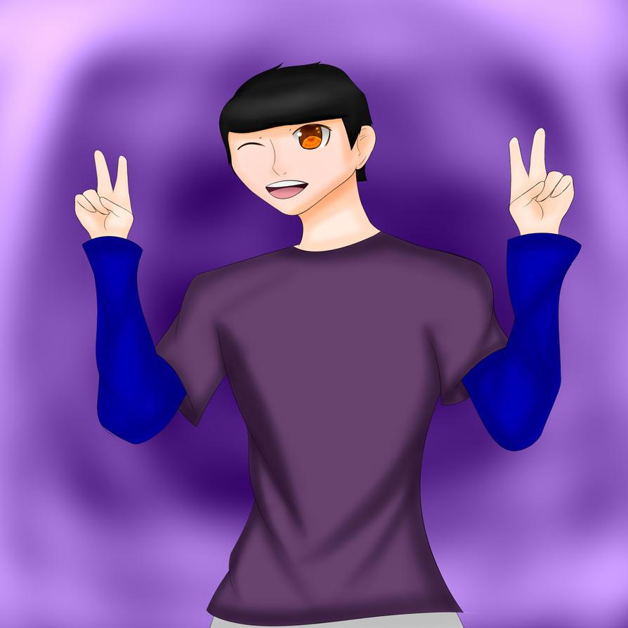 Mi OC principal: Damian by Damian5320