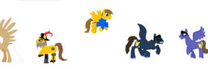 Lego movie mlp forms