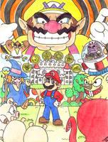 Super Mario Land 2: Six Golden Coins by Villaman89