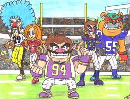 Mushroom Kingdom Football League (Part 2) by Villaman89