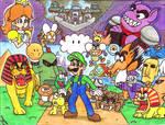 New Super Luigi Land