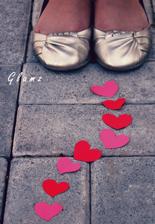 Heart-steps by glamz