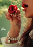 I Taste Rose