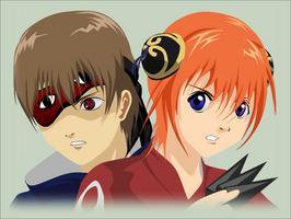 Gintama-Naruto