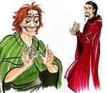 Xzar and Edwin