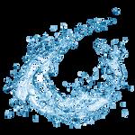 agua png