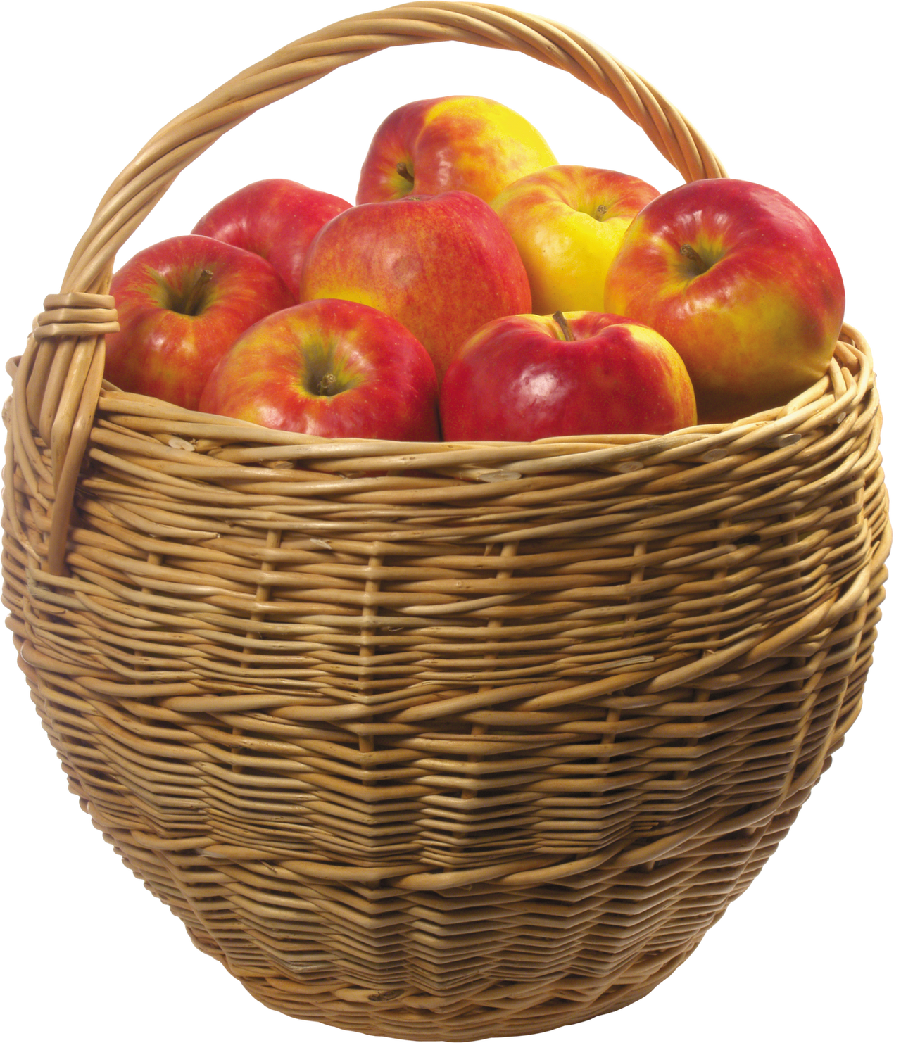 A basket contains 5 apples Do you know how to divide them