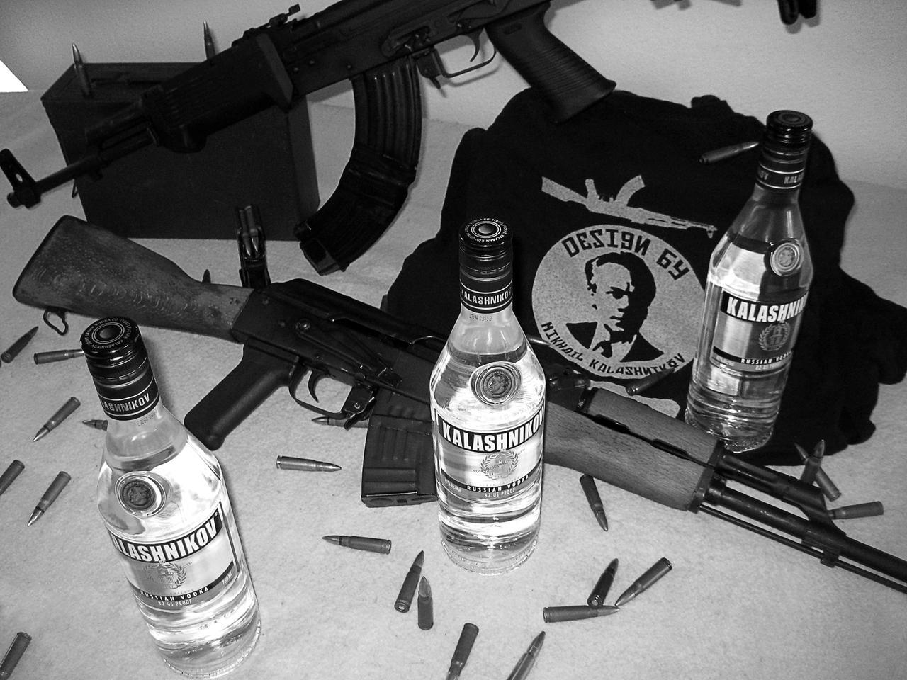 A Tribute to Kalashnikov by samuelkowal906