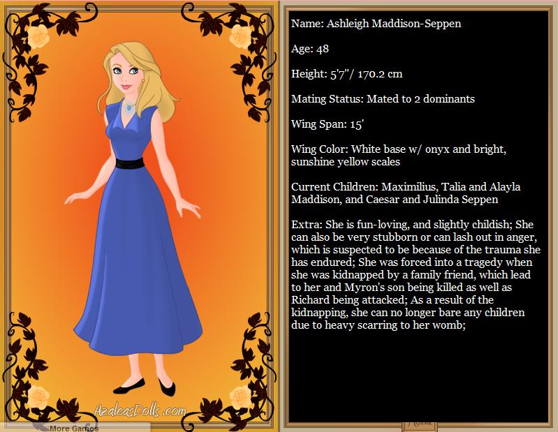 ashleigh maddison