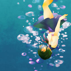 Underwater Song by manisaurus