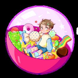 Candy Boy by manisaurus