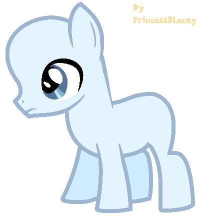 Filly Colt Base by PrincessBlacky on DeviantArt