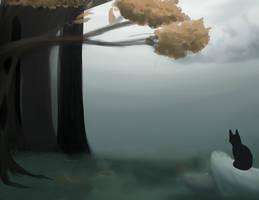 Whistling Trees by DeerGuts-Senpai
