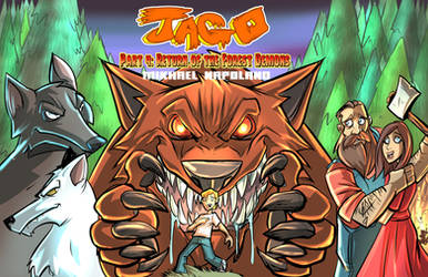 Jago Part 9 Return of the Forest Demons