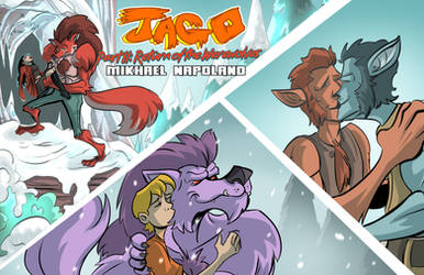 Jago Part 11 Cover Commission