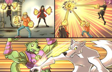 Jago Part 12 The Orb of Light Final Battle