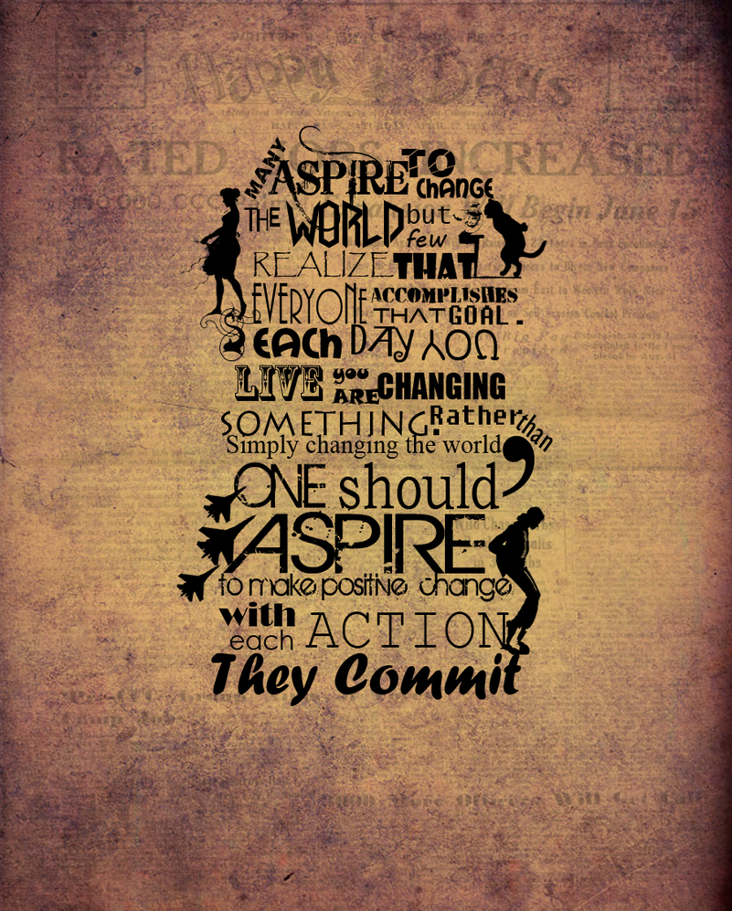 Typography Quotes By Fallcrowexd On Deviantart