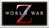 WORLD WAR Z STAMP by Vulpixi