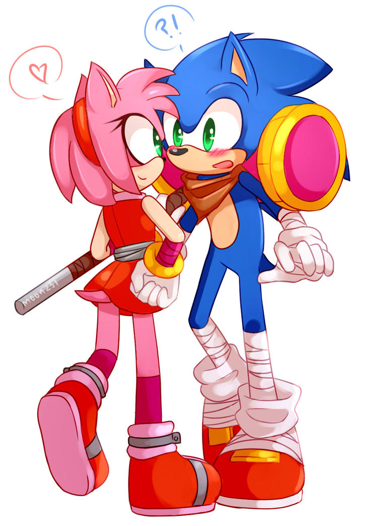 Cutegirlmayra — Here's a prompt : Sonic Boom : Sonic and ...