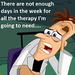 Doof needs therapy by Tetsu-neko