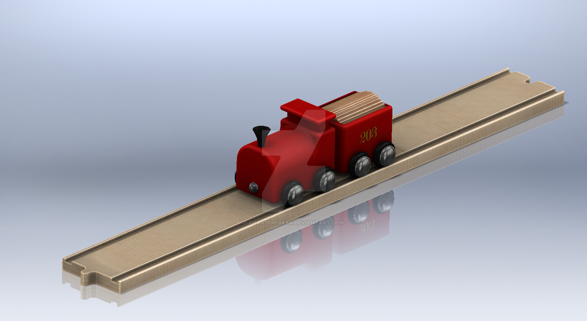 make wood toy train track | New Woodworking Style