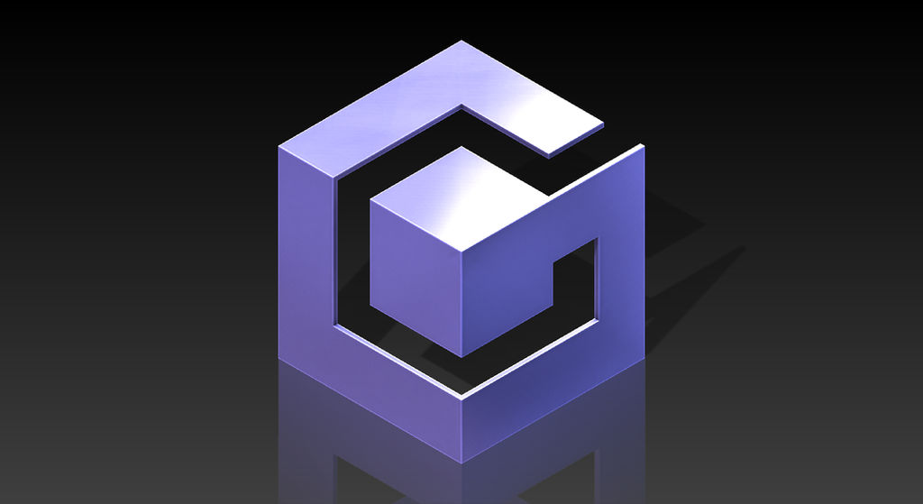 Solidworks - Nintendo Gamecube Logo by Coasterfreak on