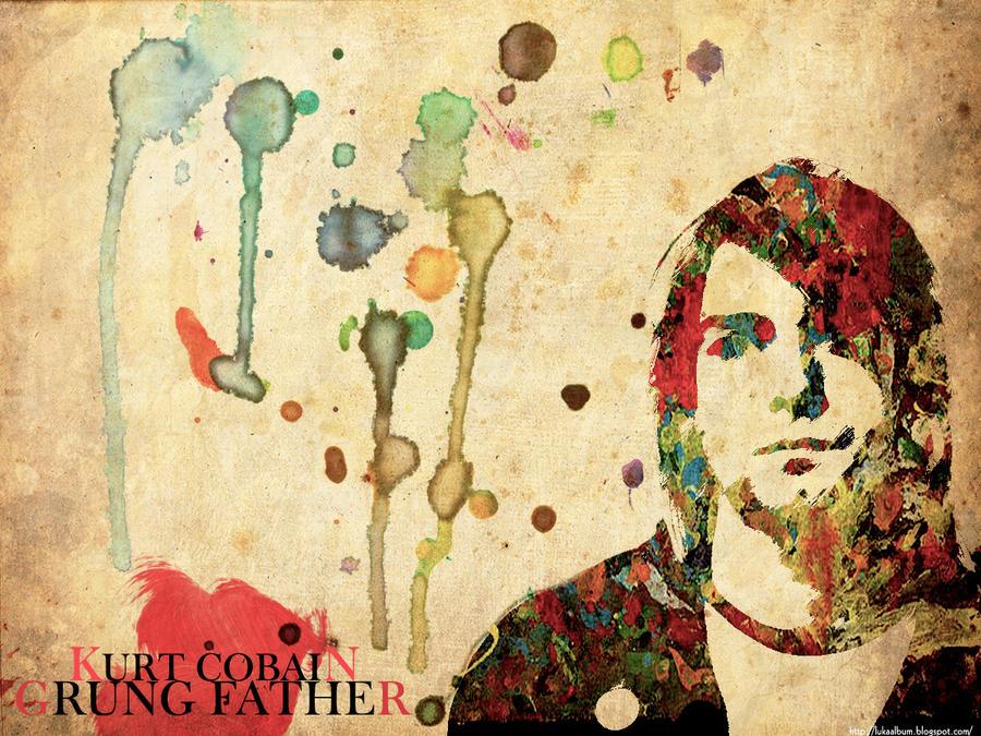 Kurt Cobain by stolcik