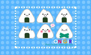 Onigiri have feelings too