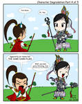 Character Degradation Part 4