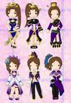 DW - The Transformation Zhen Ji