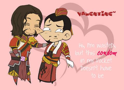 DW - 2016 Valentines Lu Meng x Lu Su