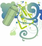 Spray f u
