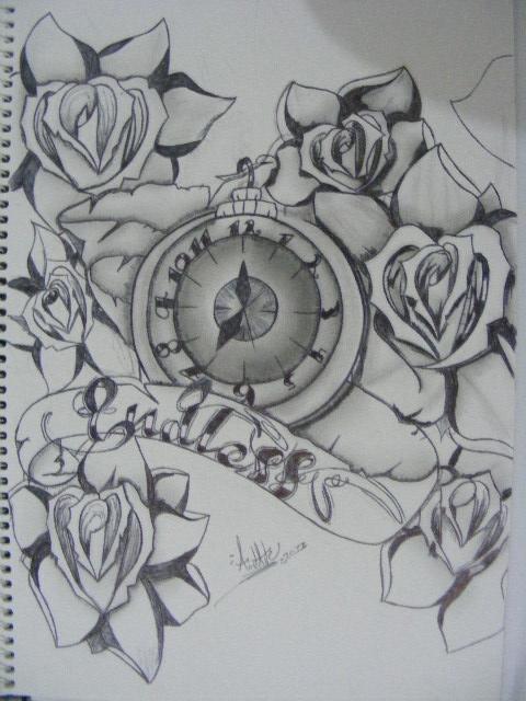 Endless Tattoo Design By Austate On DeviantArt