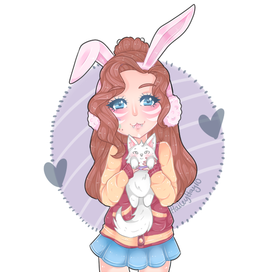 Bunny girl - Highrise by Usagi-Natsumi