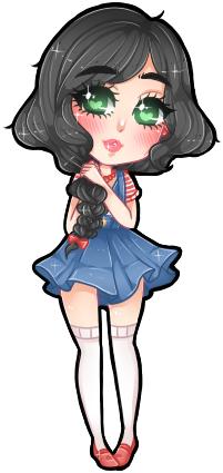 C: Baby Chibi Audrey by Usagi-Natsumi