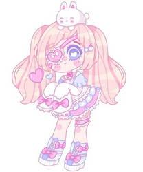 Cream OC by Usagi-Natsumi