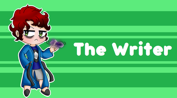 Who are they: Cain the Writer by KTUOS