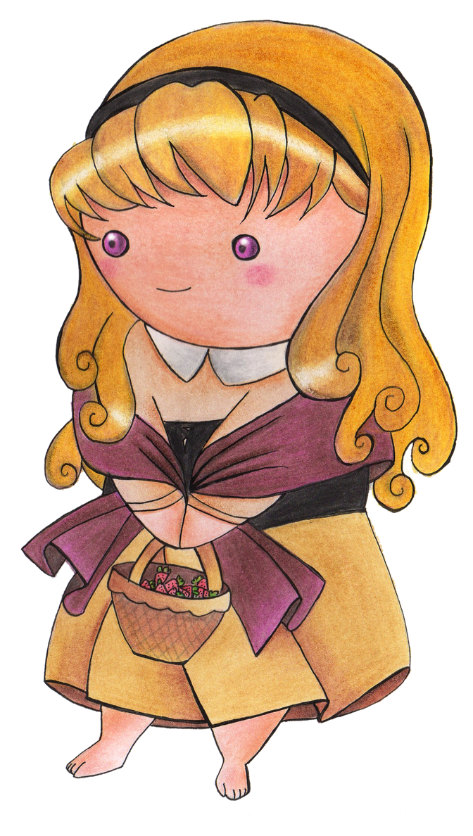 Chibi Aurora by sayuri-hime-7