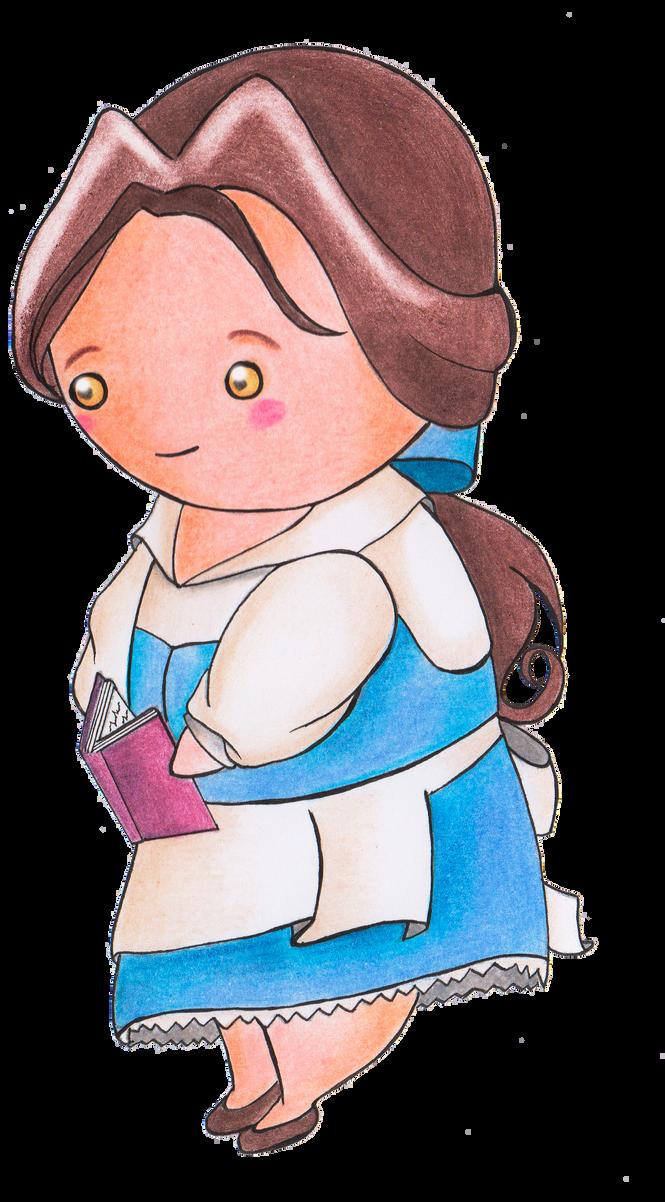 Chibi Belle by sayuri-hime-7