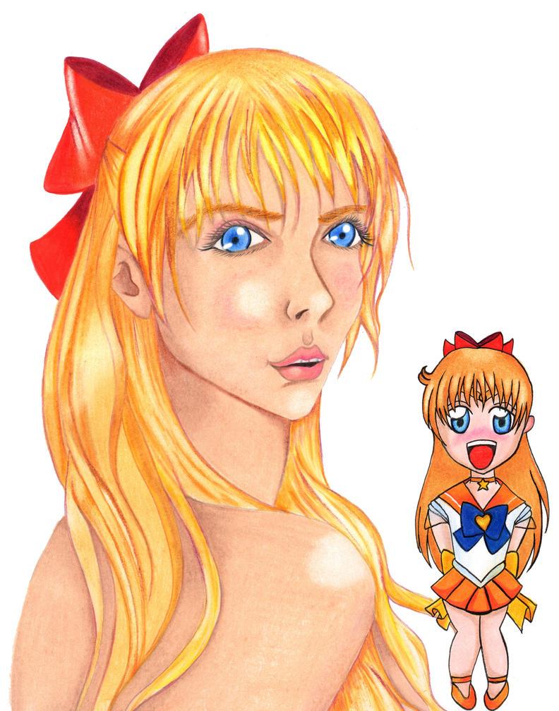 Minako Aino-Sailor Venus by sayuri-hime-7