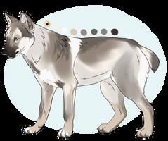 C: Wolf Design by deadonarrival