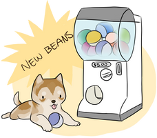 Gacha Beans - Closed