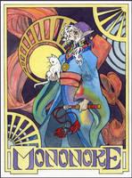 Mononoke by DistantRoar
