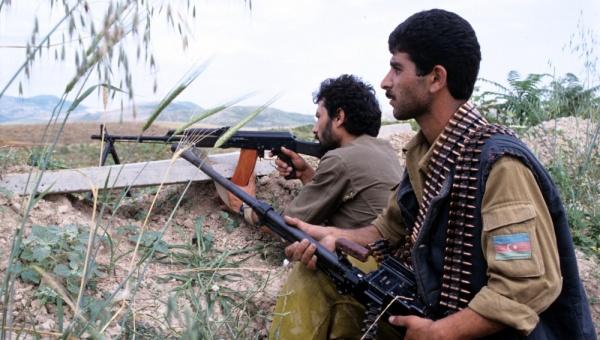 Azeris. Nagorno-Karabakh War. (1988-1994)